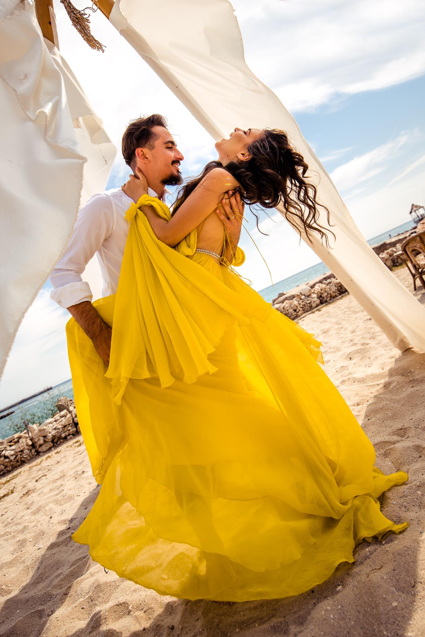 Sinzi & Alex – Trash the dress