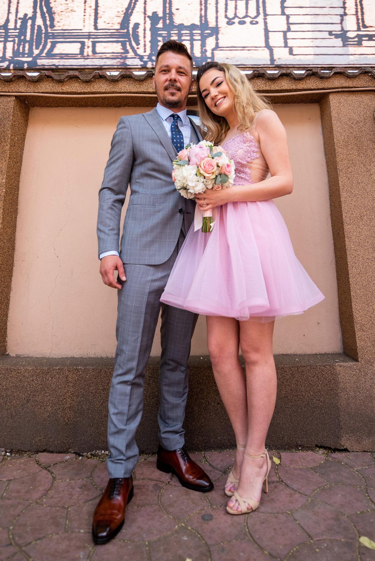 Andreea & Stefan – Cununie civila