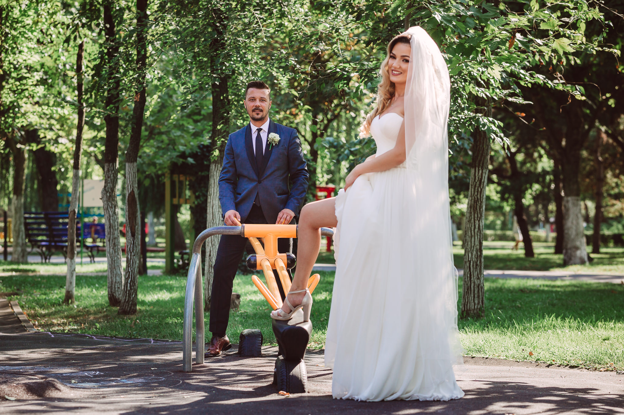 Andreea & Stefan- Nunta