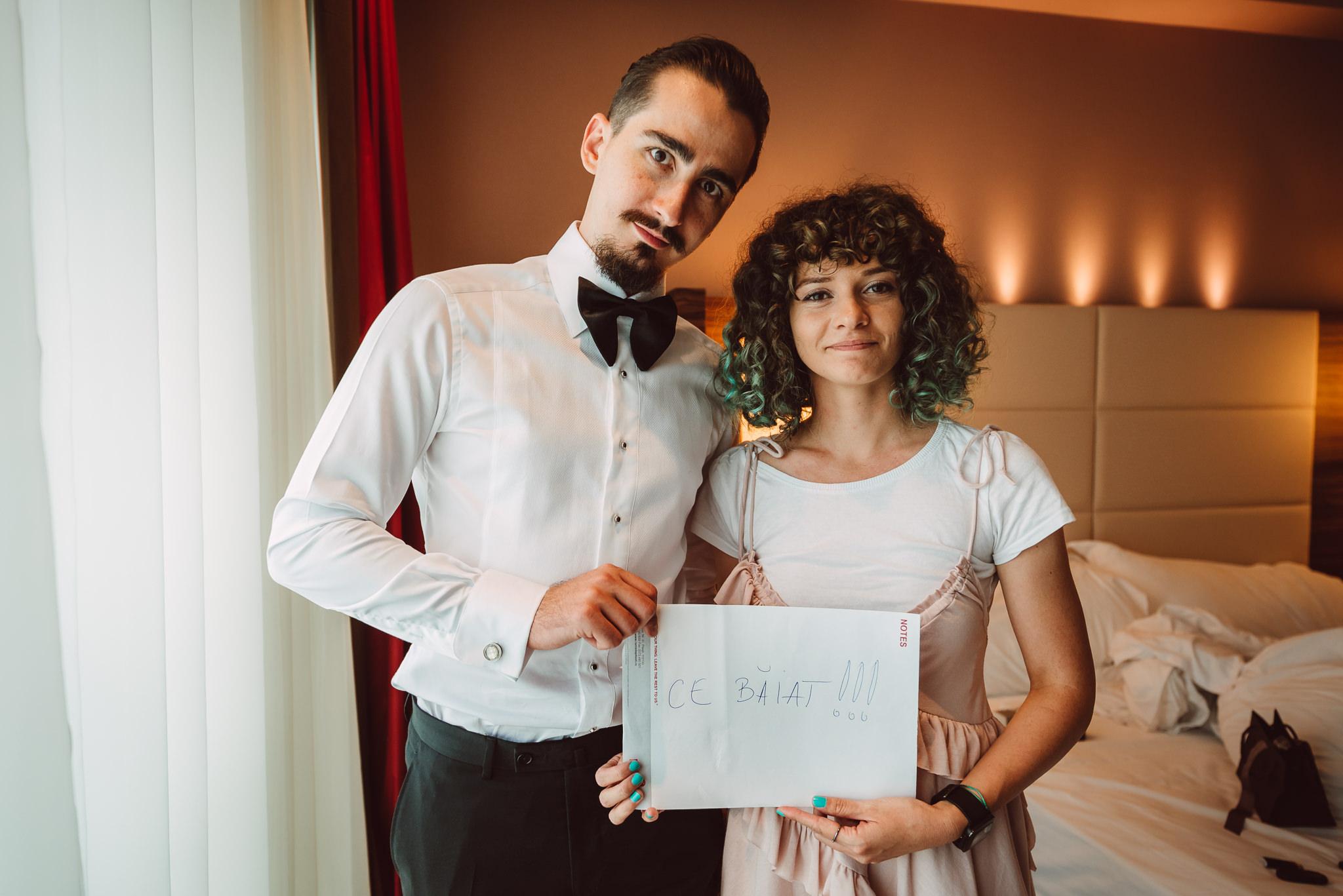 Alex & Sinzi – Nunta